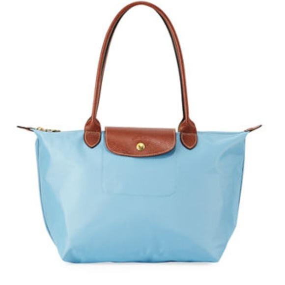 Longchamp Handbags - Longchamp Le Pliage Medium Shoulder Tote Bag 3f059b9709
